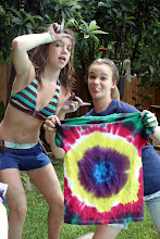 Tie Dye Kids !