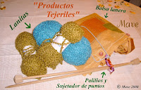 Productos Tejeriles