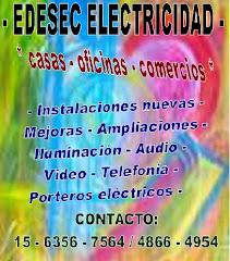 - EDESEC ELECTRICIDAD -