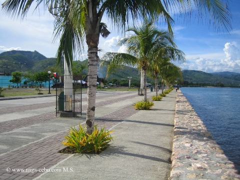 The Pride Of City Of Naga Cebu The Changes Through Time