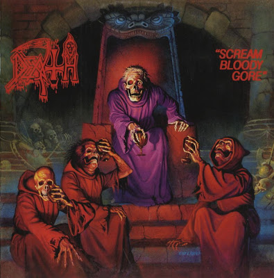 "Death: ""Scream Bloody Gore"" ScreamBG"