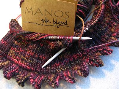 Beautiful Knit Neck Warmer Pattern Free Images Knitting Pattern