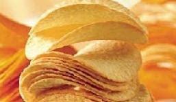 Crispy crisps