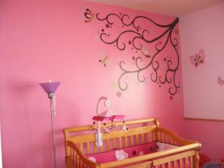 Murales infantiles 03 25 10 for Murales infantiles nina