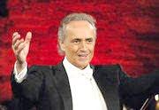Легендарный король оперы Хосе Каррерас впервые выступит в Израиле