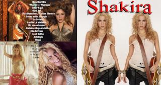 Shakira CD Shakira Grande Seleção Só as Melhores