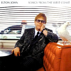 Download CD Elton John Songs From The West Coast - 2001