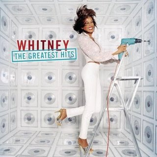 Withney+Houston+Greatest CD Wihitney Houston   The Greatest Hits CD 1