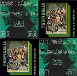 CD Tropicalha Album Duplo 1968
