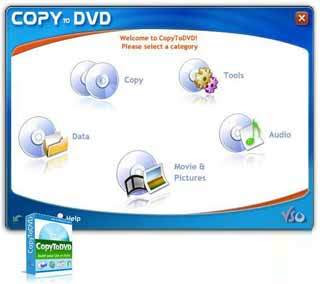 CopyToDVD CopyToDVD Vs. 5.0.2.1 