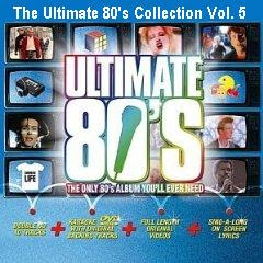 vol+5+ultimate CD The Ultimate 80s Collection Vol. 5