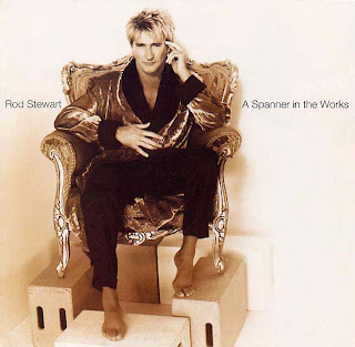 Cd Rod Stewart – A Spanner In The Works