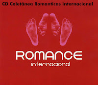 CD Coletânea Romanticas Internacional