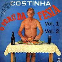 CD Costinha - Piadas O Peru da Festa Vol. 1 e Vol. 2