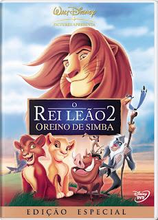 o+rei+leao+2  Filme O Rei Leão 2   O Reino de Simba Dublado