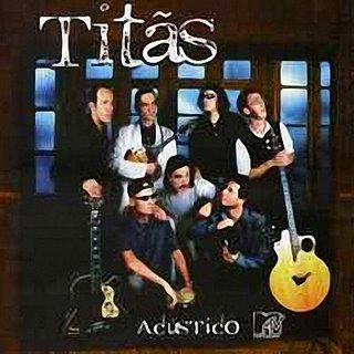 CD Titãs Acustico MTV