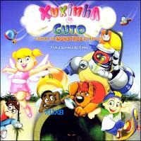 CD Xuxa - Xuxinha e Guto Contra os Monstros do Espaço
