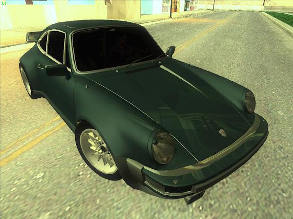 Porsche 911 1982 by NITRO
