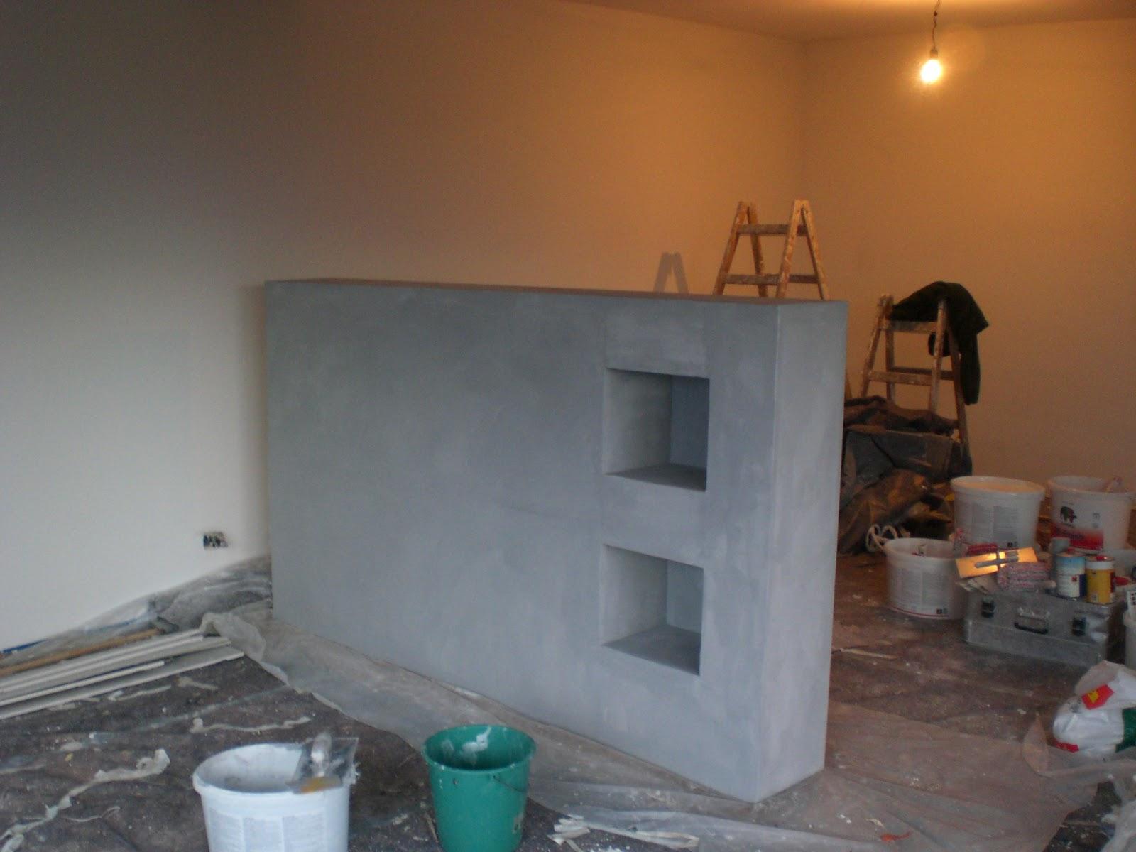farbe kunst putz beton cire. Black Bedroom Furniture Sets. Home Design Ideas