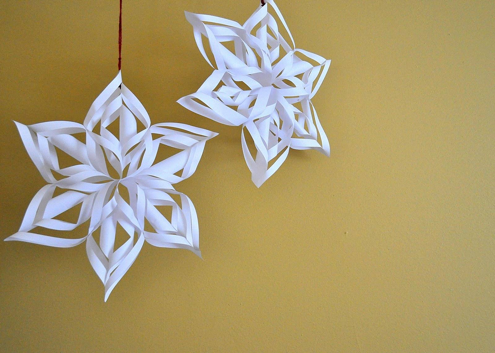 paper snowflake tutorial Subscribe here: see also 'how to make a perfect paper snowflake':.