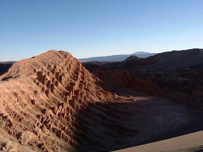 Valle de la Luna near San Pedro de Atacama