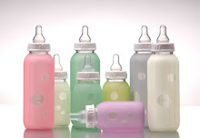 Siliskin Glass Baby Bottles