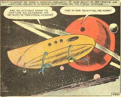 Sad spaceship needs Prozac.