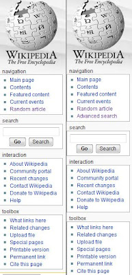 This is your Wikipedia.  This is your Wikipedia on Advanced Search.