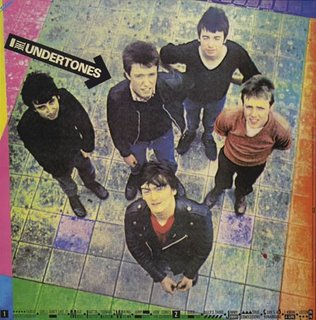 the undertones teenage kicks twin