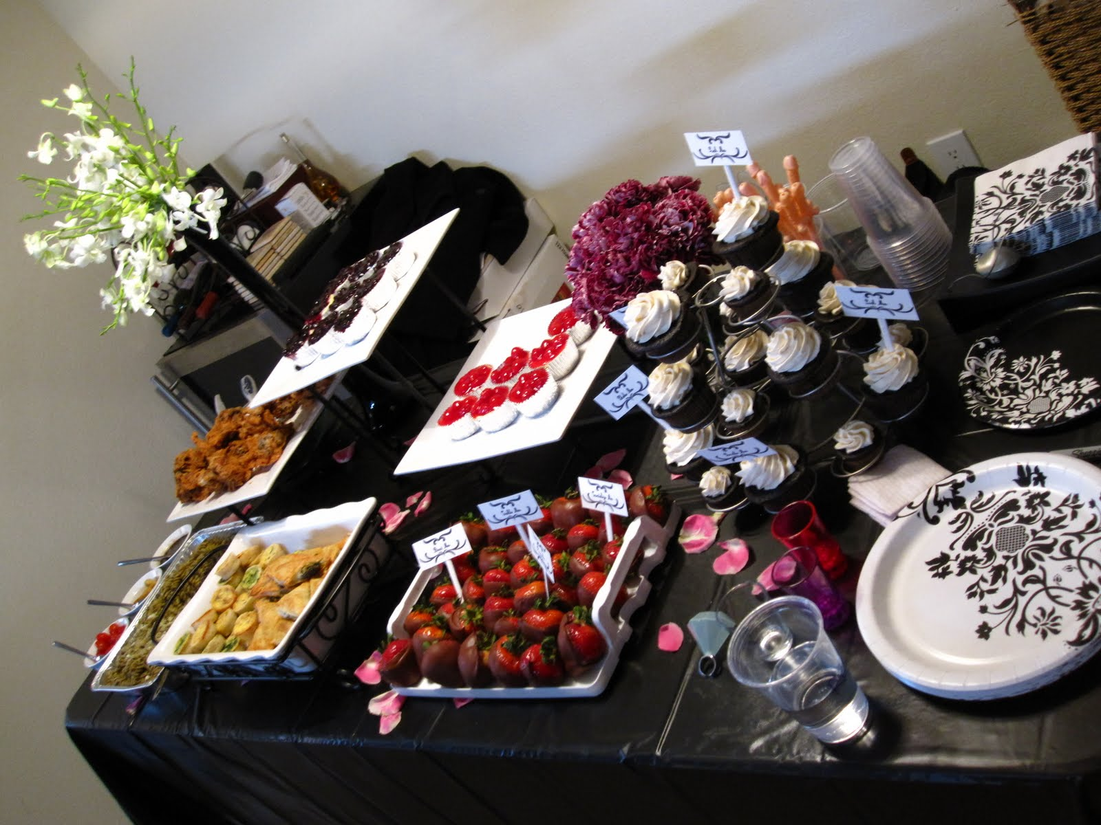 Anna Patricia Designs: My Joint Bachelorette Party