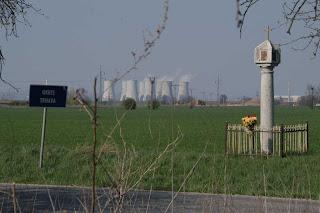 Sieht aus wie ein Atomkraftwerk
