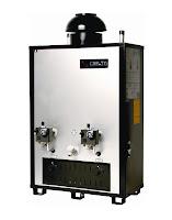 Boiler de paso para 4 servicios