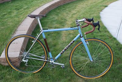 Plus One Lap Handmade Cyclocross Bike Jeremy S Skagen