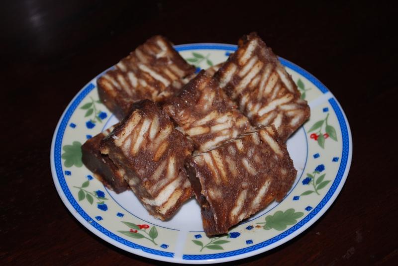 Resepi+Kek+Batik+Simple ... for: Cara Buat Kek Batik Simple Dan Sedap ...