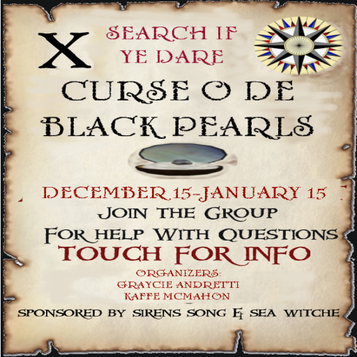 Curse Of The Black Pearls