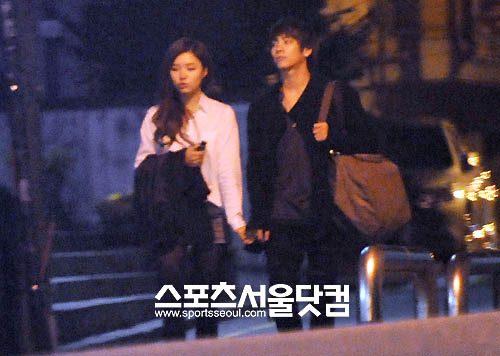 Jonghyun shin se kyung still hookup