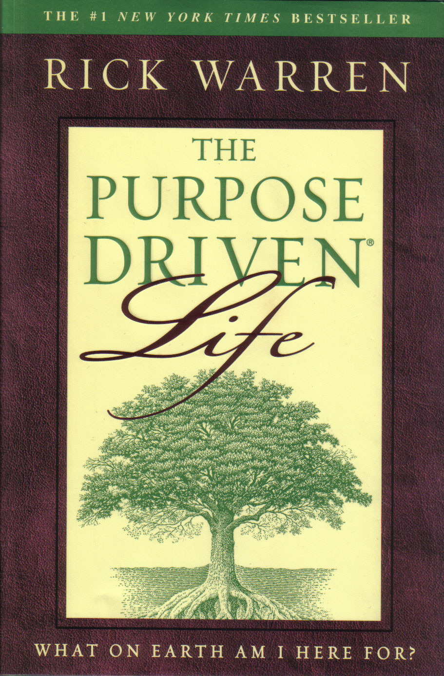 purpose driven church book review