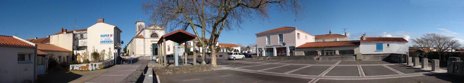 Centre Ville Bretignolles Sur Mer