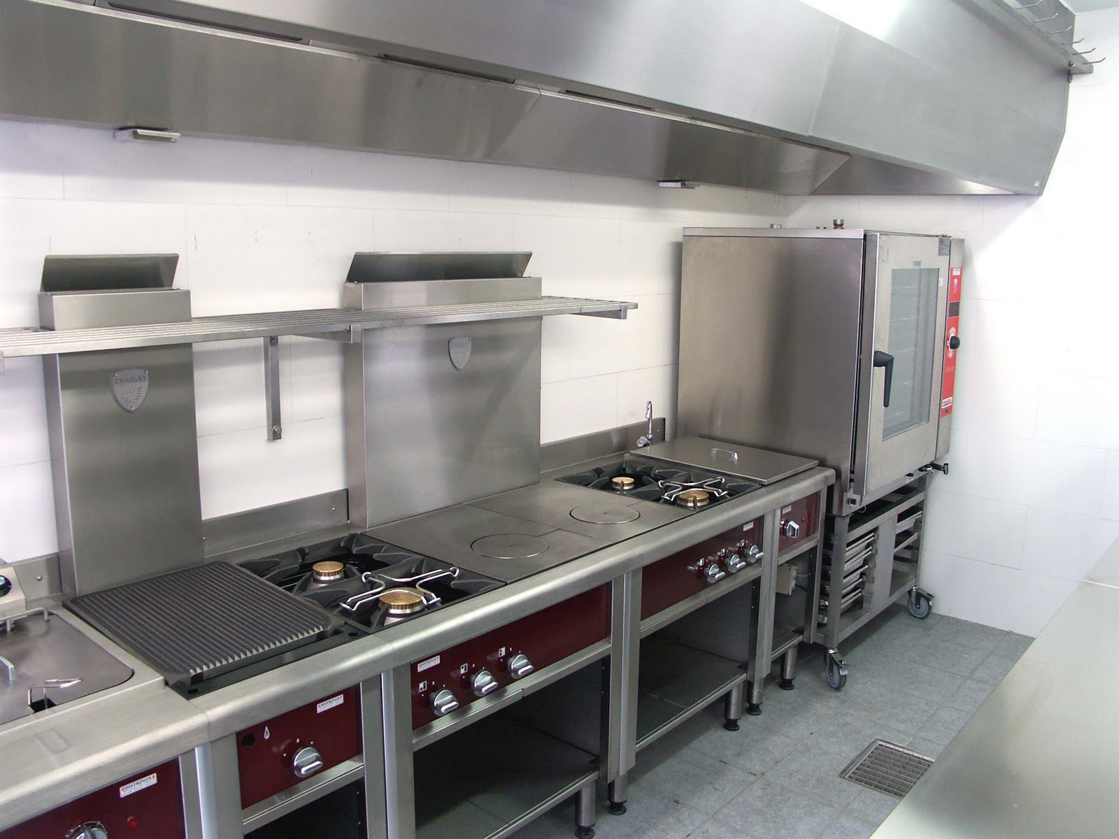 Cucine industriali milano: cucine industriali e per comunit ...