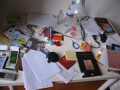 Meu quarto no 26 de abril