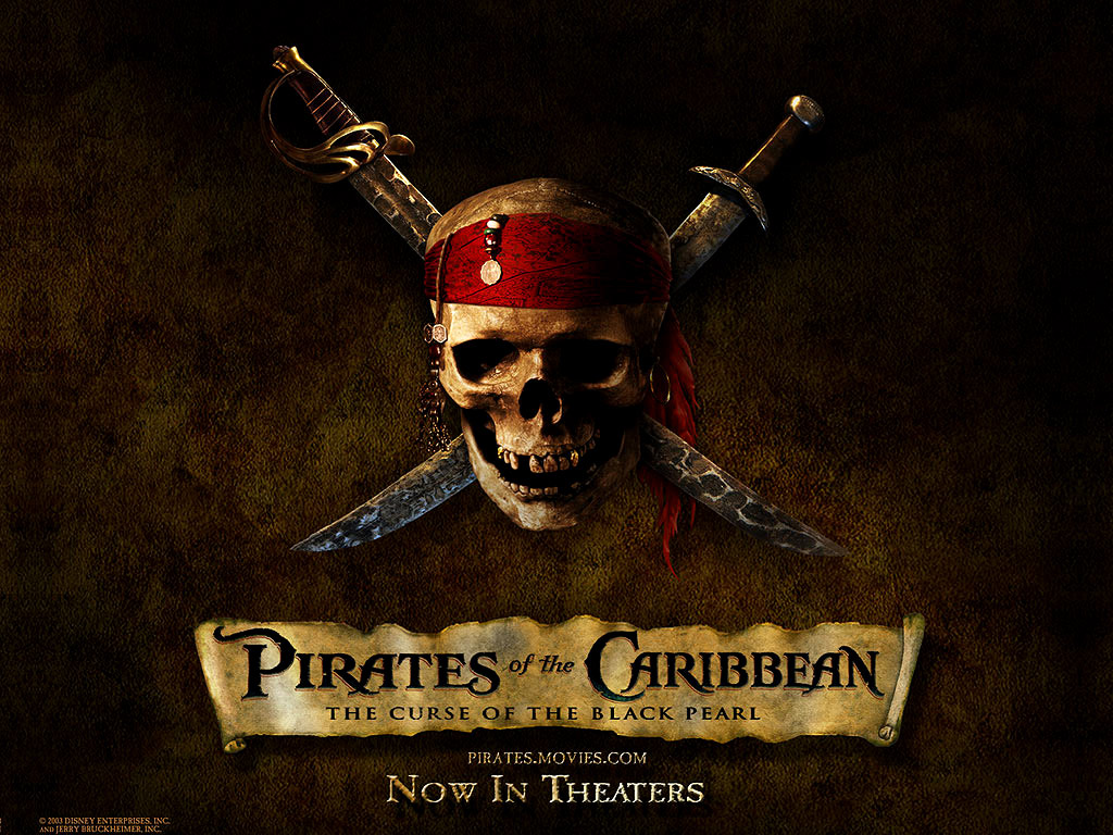 Pirates of the Caribbean: The Curse of the Black Pearl movies