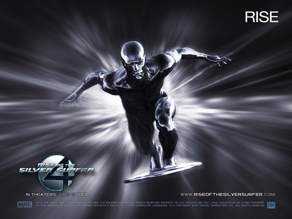 Fantastic 4 HD & Widescreen Wallpaper 0.32096376007846