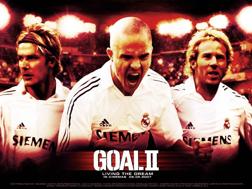 Goal 2: Living The Dream (2007)