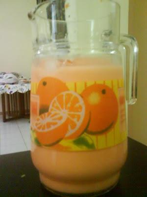 carrot susu