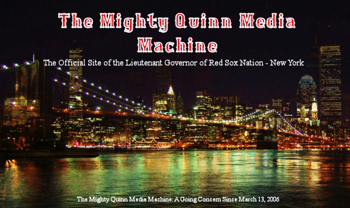The Mighty Quinn Media Machine