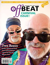 Papa Mali interviewed in Offbeat.