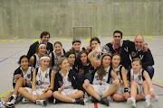 Vitória SC Sub14F Campeão Distrital ABB 2009/2010