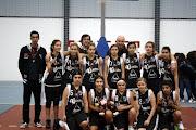 Iniciadas Vitória SC Vice Campeãs Distritais 2010/2011