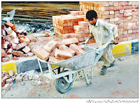 an introduction to the issue of child labor in pakistan Child labour is a social issue within pakistan and is considered a violation of human rights by the united nations pakistani society is such that, a poor child can quite conveniently be deprived of basic education, only to feed the rest of his family members.