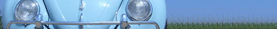1956 Volkswagen Beetle - Oval Window Beetle